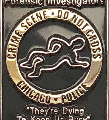 Chicago Police Department Pins | Chicago Cop Shop