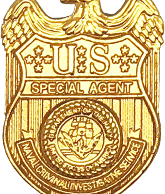 Federal Agent / Police Pins | Chicago Cop Shop