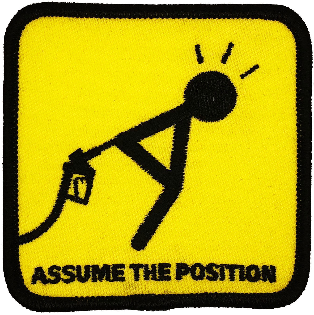 Assume The Position Patch