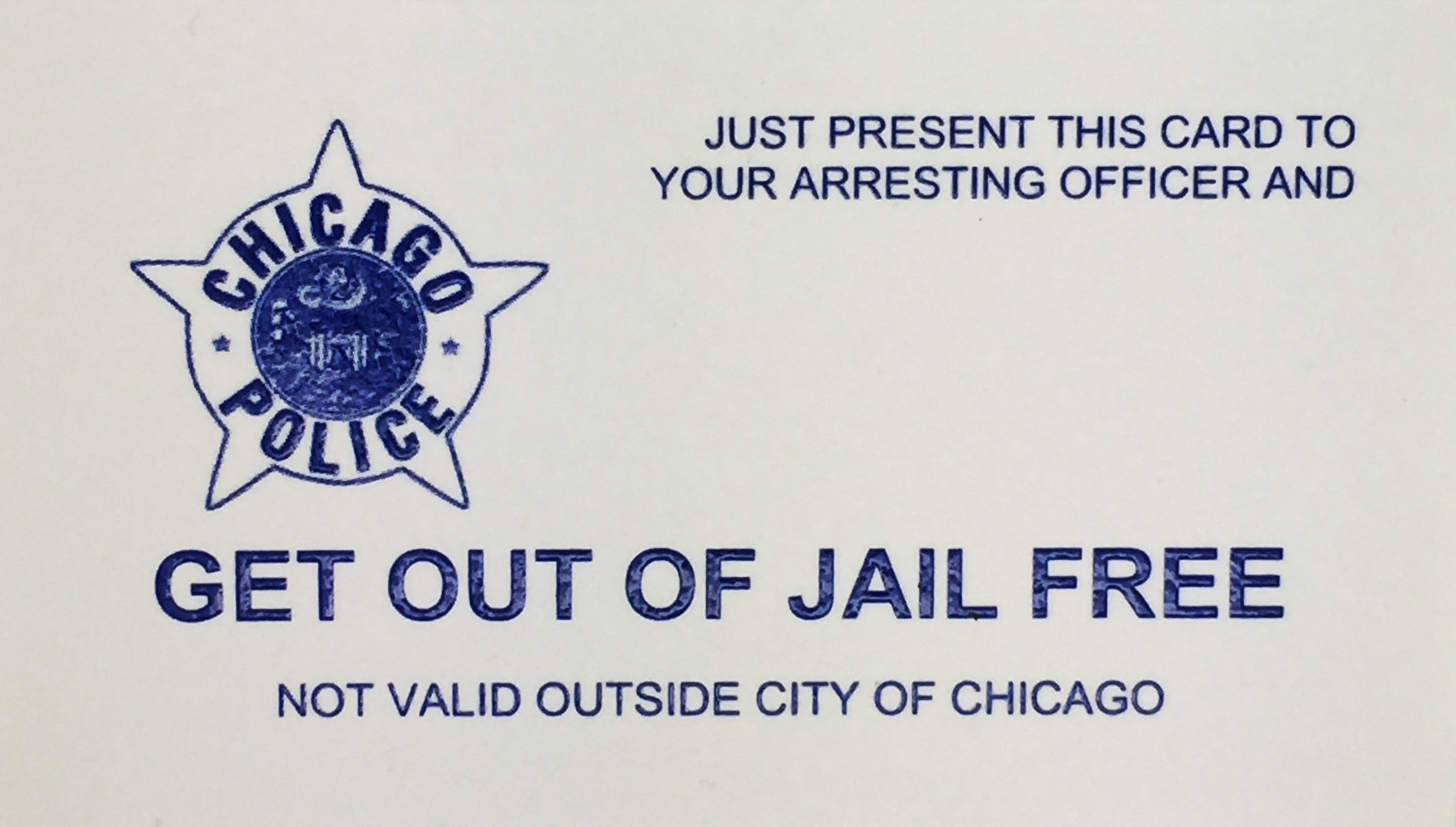 get out of jail free card real life | Cardjdi.org